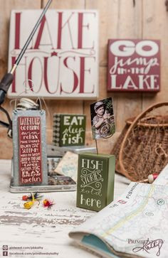 Quotes & Sayings. Decorative Signs, Pillows & More!