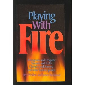 Let's Read] Playing With Fire, Part 9: Chapter 3 The Theology of ...