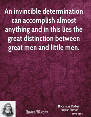 Thomas Fuller Men Quotes