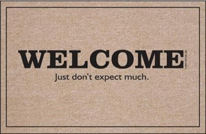 Catchy Welcome Quotes Quotesgram