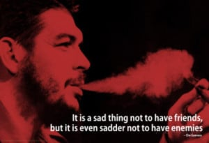 Che Guevara Quote iNspire Archival Photo Poster Poster