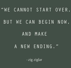 Our words exactly the moment we reconnected. A new beginning, a better ...