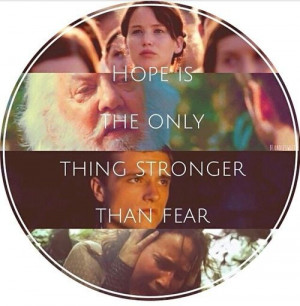 Hunger Games Quote / Catching Fire / President Snow / Katniss