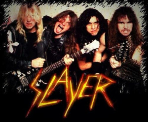 Yes great band pix of Slayer METAL ON