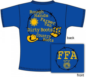 my pick for FFA tshirt contest!Ffa Tshirt Ideas, Shirts Ideas, Ffa ...