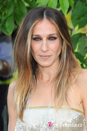 Then we let some pictures of Sarah Jessica Parker