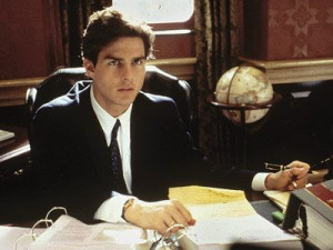 THE FIRM (1993) with Tom Cruise, Gene Hackman, Ed Harris, Gary Busey ...