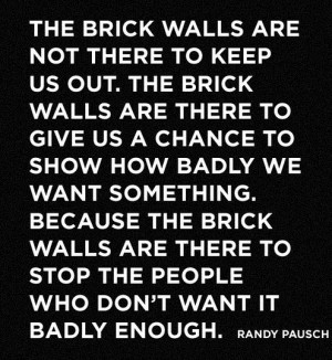 Randy Pausch, The Last Lecture
