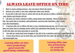 Office Work - Image