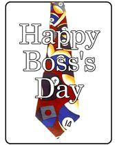 ... Boss's Day