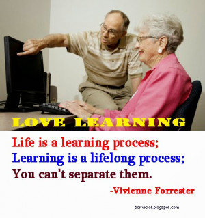 Inspiring quotes on Lifelong learning