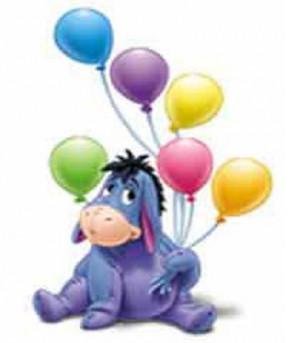 Eeyore Birthday Pics