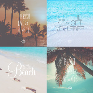 Free Download: Our 6 Favorite Beach Quotes