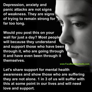 mental health awareness quotes