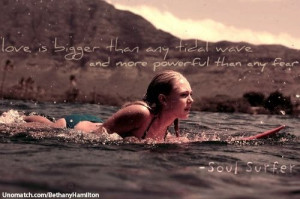 Bethany Meilani Hamilton is an American professional surfer who ...