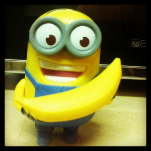 Funny Minions Banana Their cute, minion toys