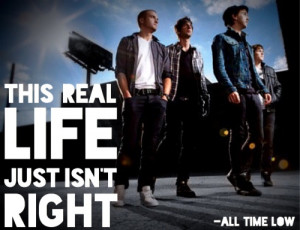 all time low band quotes
