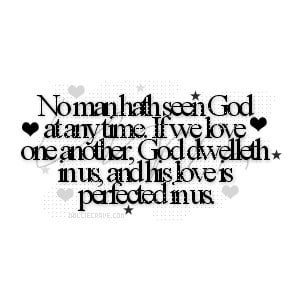 Christian Quotes, Christian Love Quotes, Black and White Christian Quo ...