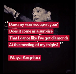 Remembering Maya Angelou's legacy on her 87th birthday - Rolling Out