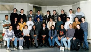 photo de classe 1997 LYCEE ALBERT SCHWEITZER-ex LYCEE CHARLEMAGNE ...
