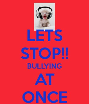 World Largest Stop Bullying
