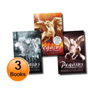 Kate O 39 Hearn Pegasus Series Book 3