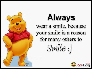 Tumblr Smile Quotes Wallpapers