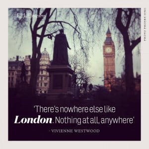 For my #london #love #viviennewestwood #quotes