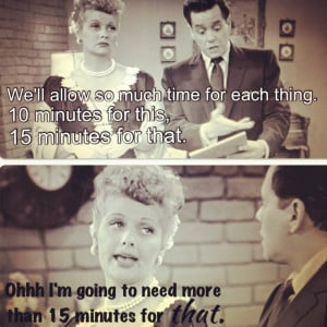 Love Lucy Quotes