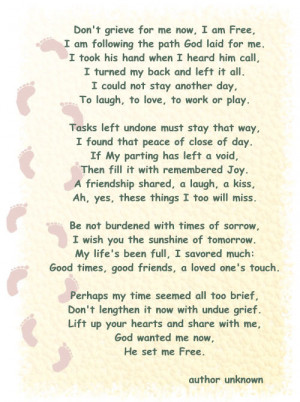 memorial poems for lost loved ones Christian Memorial Poem,Memorial ...