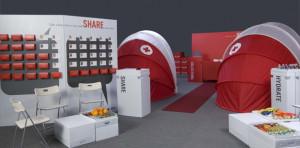 American Red Cross Creates