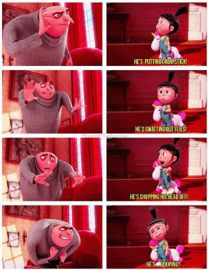 Despicable me quotes, funny, best, sayings, cute