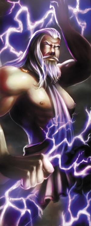 Zeus Greek God Mythology