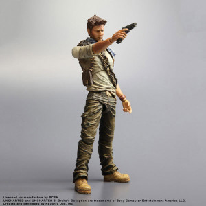 Uncharted 3: Nathan Drake ab April 2012 auch als Actionfigur