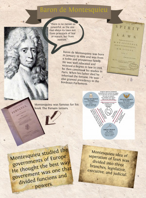Related Pictures baron de montesquieu posters memes