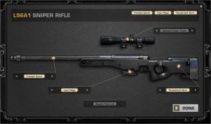 Comparison between L96 (Precision Barrel / Viper Mags / Thunderbolt ...