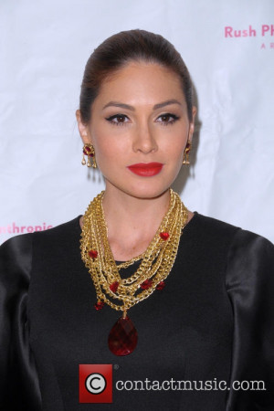 Gabriela Isler Rush HeARTS Education Luncheon Red Carpet Arrivals
