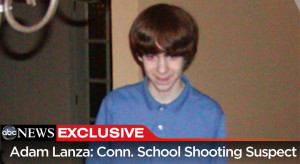... Identified as Shooter at the Massacre in Sandy Hook Elementary School