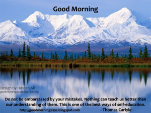 good morning saturday inspiring quotes for the day click here or below ...