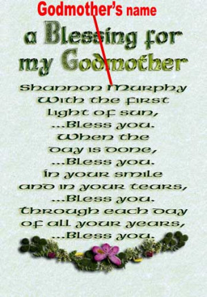 godmothers to our traditionally as a godmother godmother gift quotes
