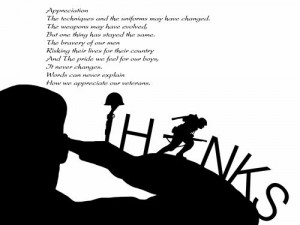 Here Is The Collection Of Ideal Military Poems For Veterans Day For ...