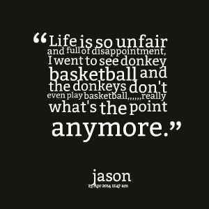 quotes about basketball and life
