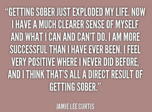 Jamie Lee Curtis quote