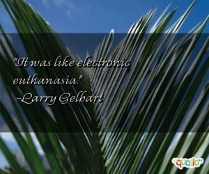 Against Euthanasia Quotes