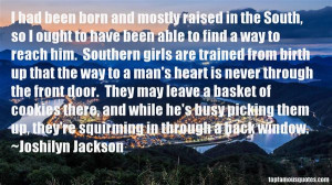 Quotes About Raised In The South Pictures