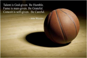 John Wooden Inspirational Quotes | john wooden, quotes, sayings, deep ...