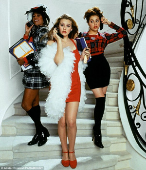 Chick flick: A Twitter account called Modern Clueless takes the most ...