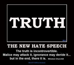 Quotes about truth truth the new hate speech the truth is ...