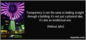 Quotes About Being Transparent