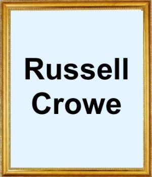 to russell crowe news Sons
